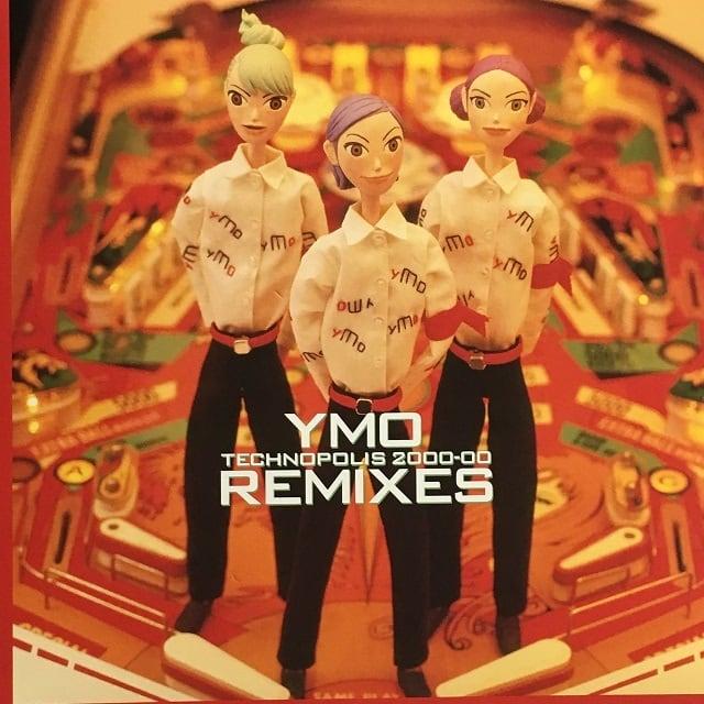 【LPx2・国内盤】YMO (Various Artists) / YMO Remixes Technopolis 2000-00