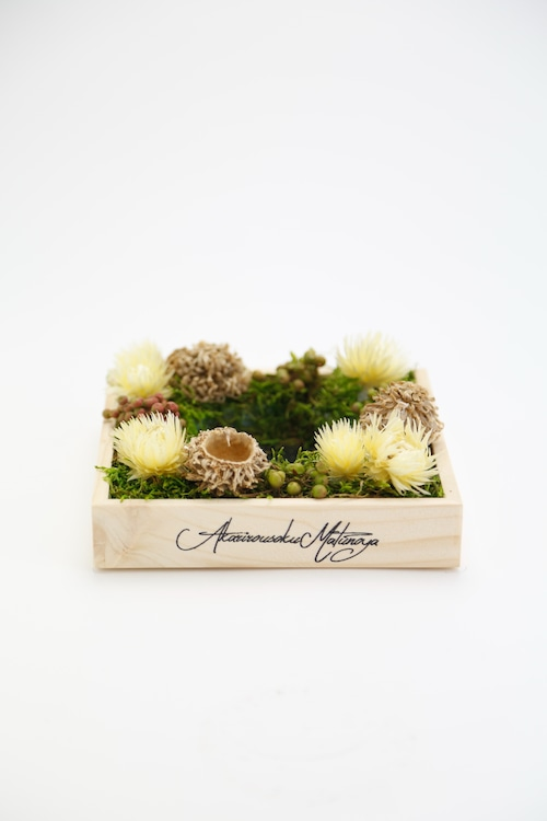 No.206 flower candle stand | gift box 5700