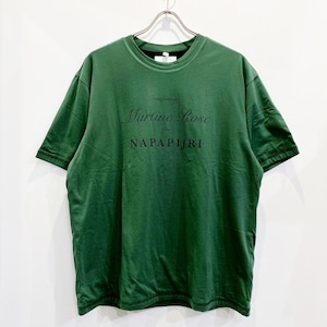 NAPA By Martine Rose / S-PARMA REVERSIBLE TEE