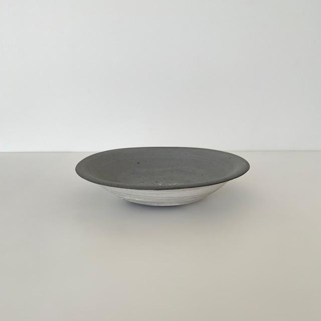 清水善行   須恵皿