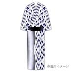 紳士用 仕立上り浴衣⑥ Mサイズ