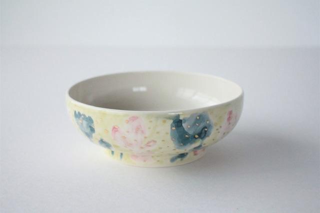 shuki flowerシリーズ 金花粉 浅鉢