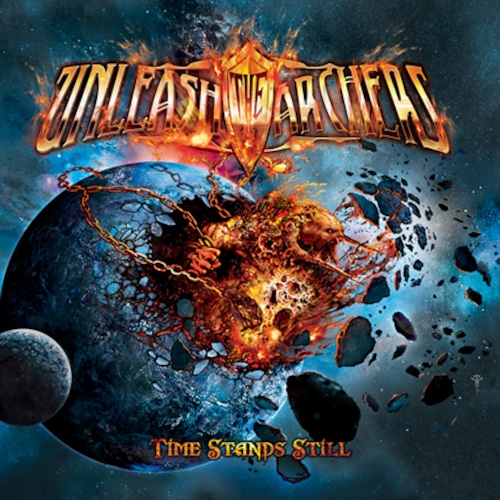"""UNLEASH THE ARCHERS """"Time Stands Still"""""""