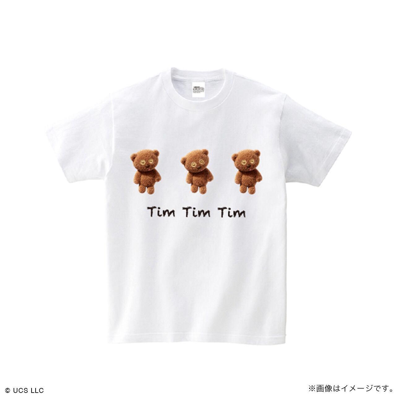 キッズTシャツ/ミニオン(Tim Tim Tim ホワイト)【MINIONS POP UP STORE 限定】