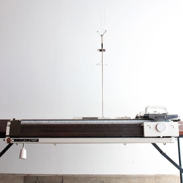 【編み機】スタンダードリブニッター SRP60N