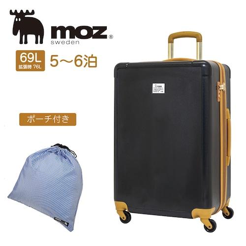 MZ-0798-60 ブラック MOZ モズ キャリーケース