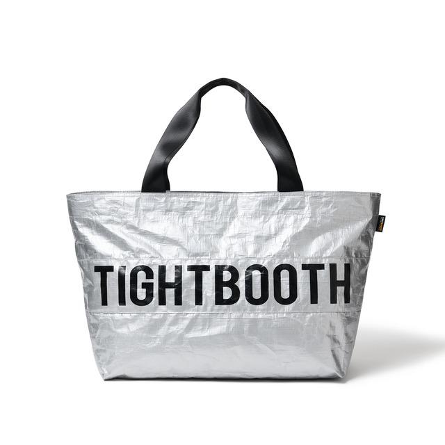 【TIGHTBOOTH】TRASH TOTE BAG