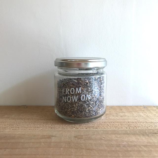 """"""" FNO Lavender scented chai tea / ラベンダーチャイティー ガラスS 40g """""""