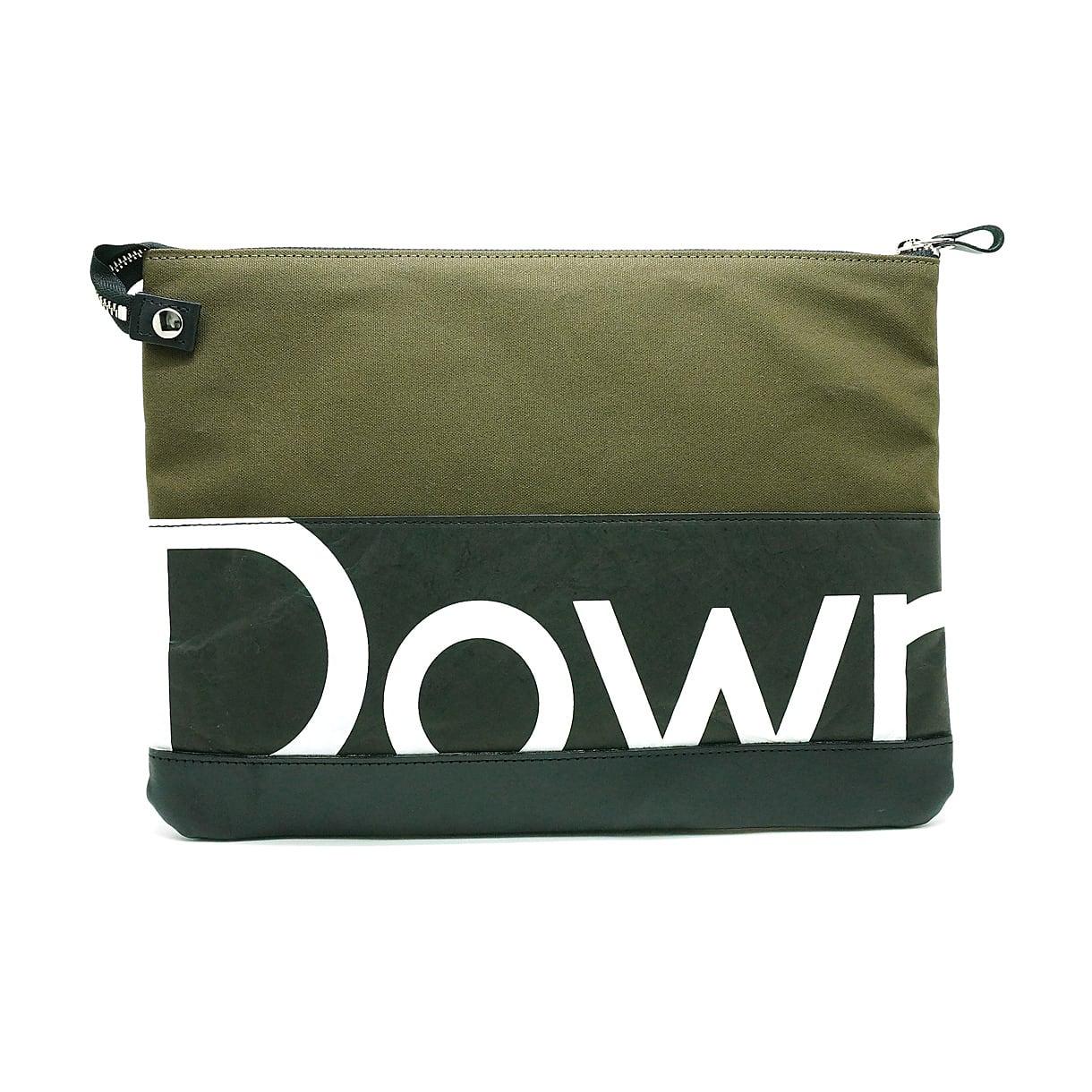 Clutch Bag / Army Green  CLA-0001