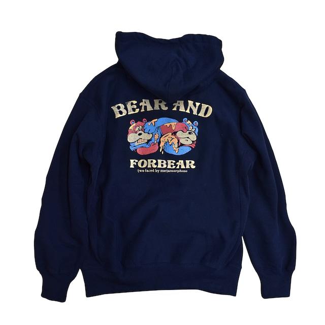 BEAR AND FORBEAR Paker / Navy