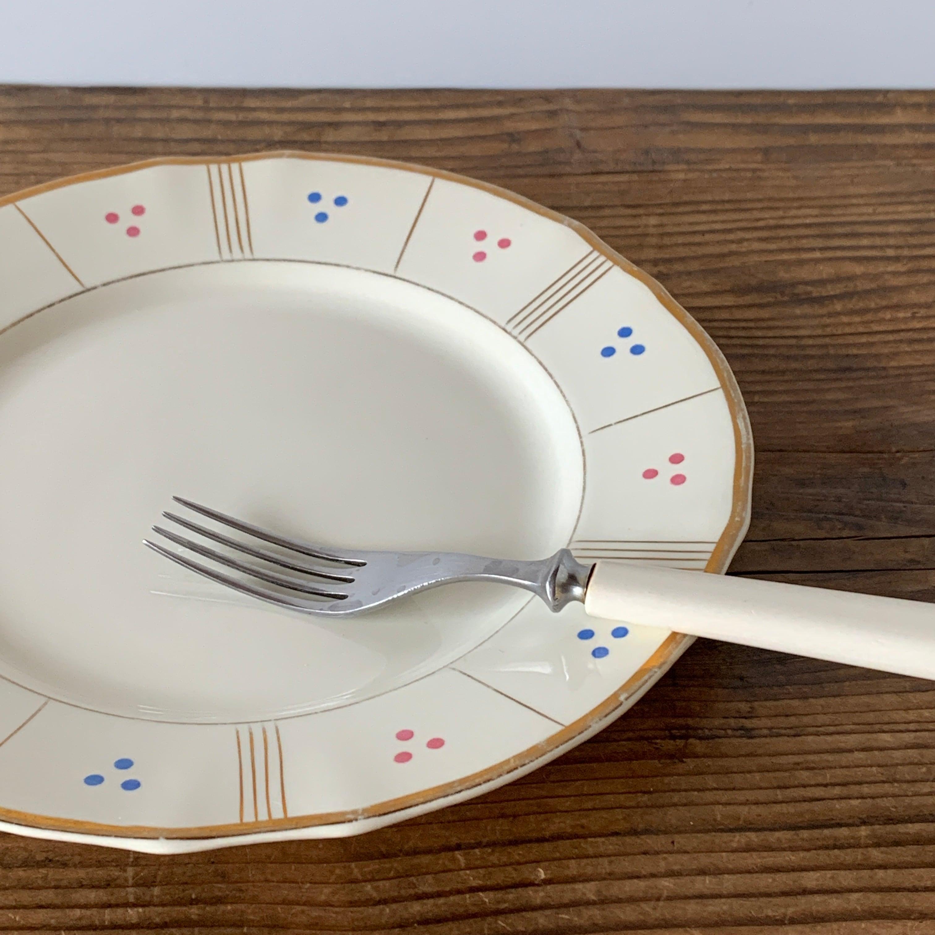 ARABIA / Dinner Plate(B&P)A