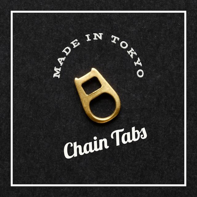 【5個】日本製 だるまカン C(真鍮、無垢)
