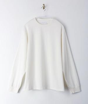 """【SETTO】 COMFOR-T """"WHT"""" (UNISEX) セット L/S T-Shirt"""