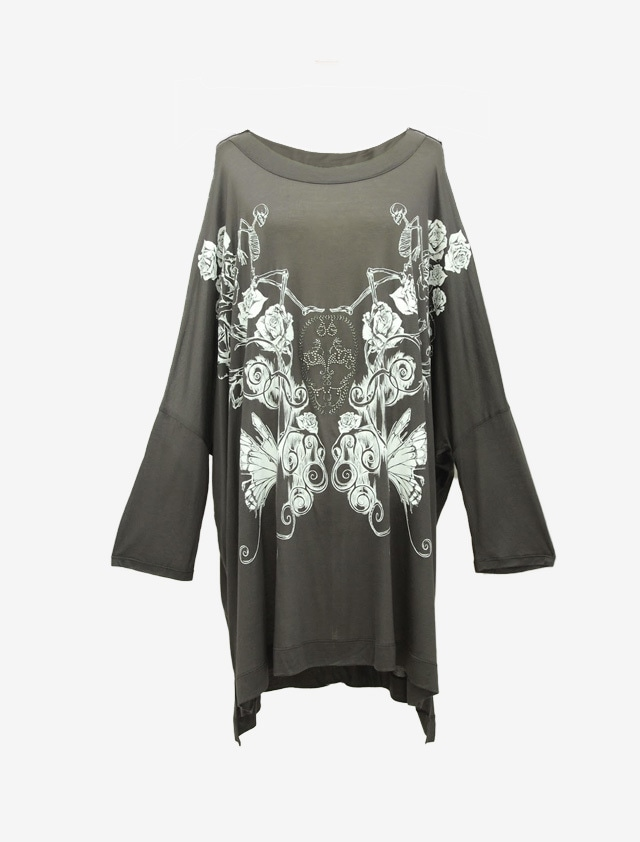 THOMAS WYLDE T-SHIRT DRESS