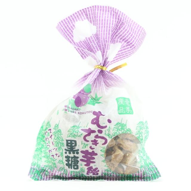 むらさき芋飴黒糖|200g|平瀬製菓