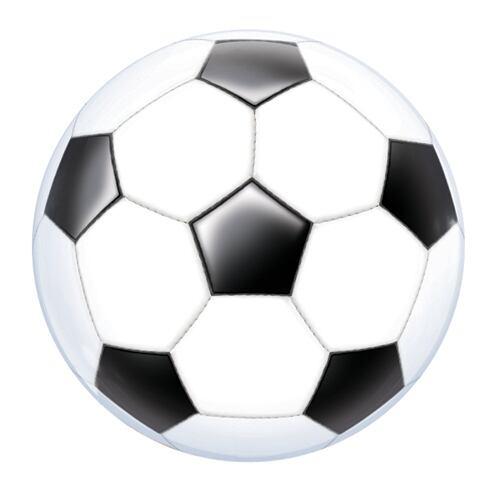 シングルバブル(サッカーボール)