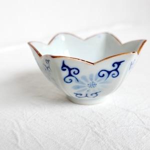 【30979】とんぼの星型小鉢(1個)/ Dragonfly Small Bowl