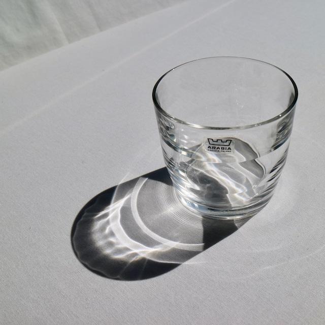 [SOLD OUT] Arabia Nuutajarvi ヌータヤルヴィ / Prisma プリズマ グラス 180ml