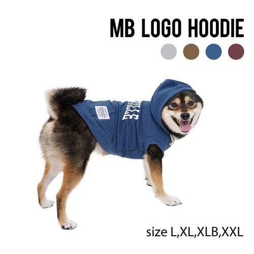 MB LOGO HOODIE(L,XL,XLB,XXL) MBロゴフーディ