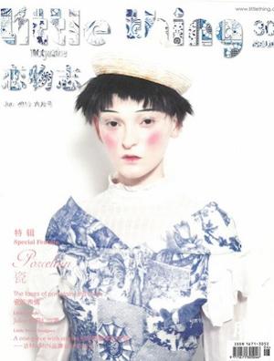 """【送料無料】Little Thing Magazine(リトルシング) No.30 """"Porcelain"""""""