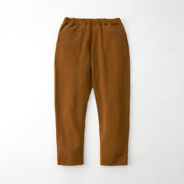 LOOPWHEELER × WM SWEAT PANTS - BROWN