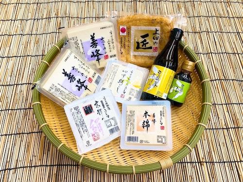 京都の冬~あったか湯豆腐セット~