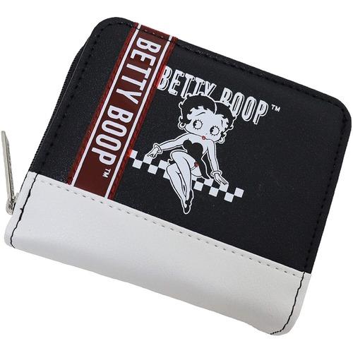 【Betty Boop】ベティ・ブープ 2つ折りウォレット(CR-53211)