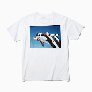 Guy Bourdin × Stie-lo: Dolphins