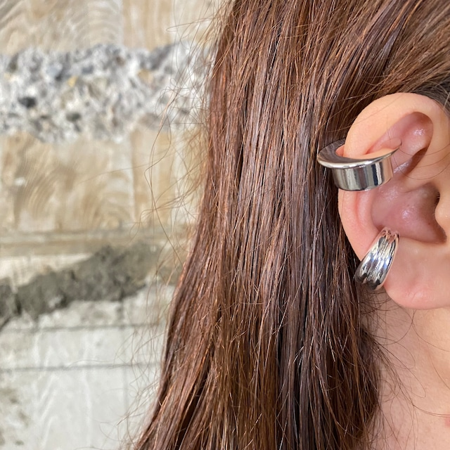 Nothing And Others【ナッシングアンドアザーズ】Double moco Earcuff .