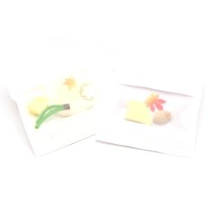 お干菓子 紅葉のセット -ohigashi  set-