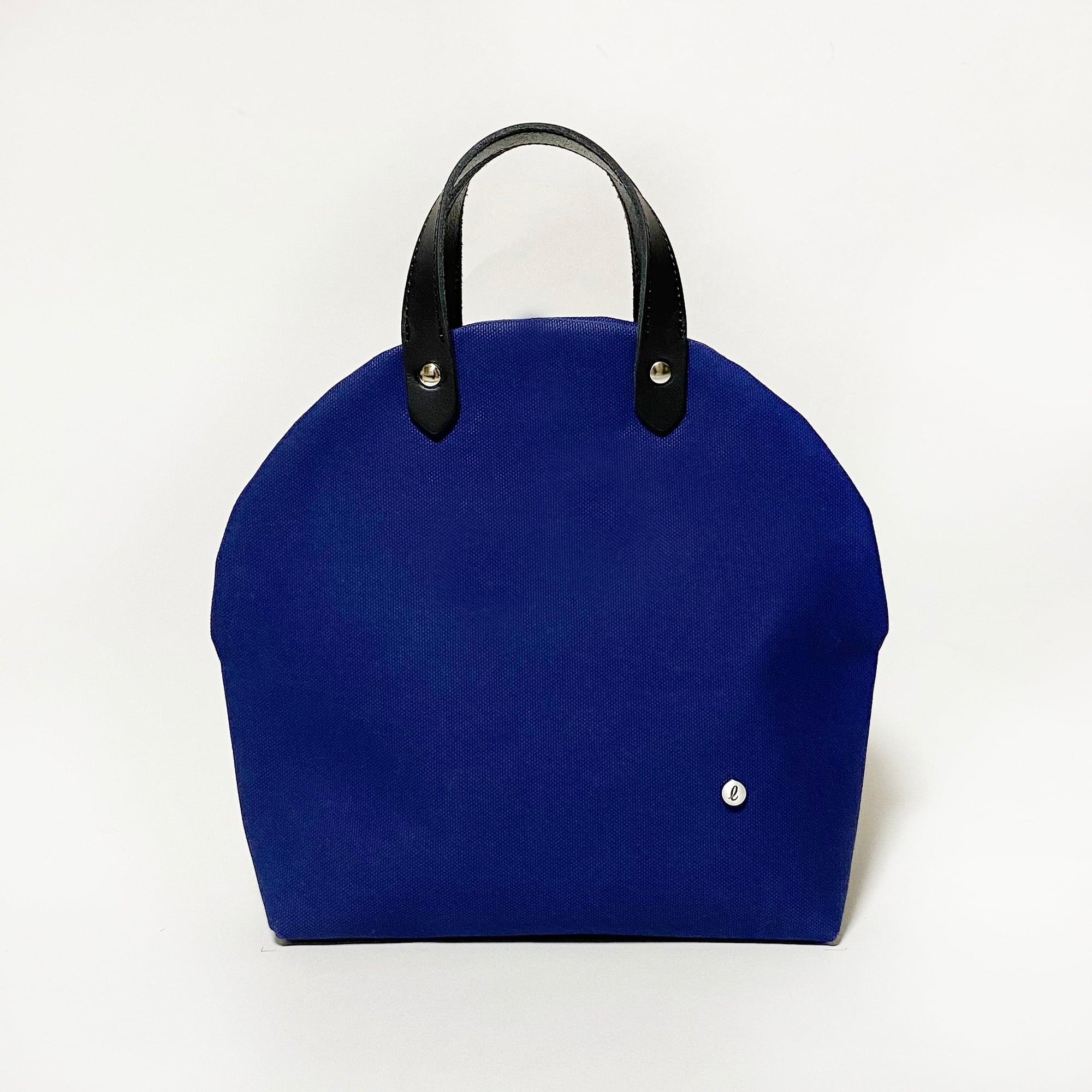 cupcake bag/navy  カップケーキバッグ/ 紺色