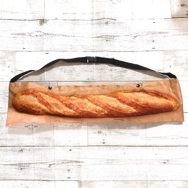 【アップマークサム】パンや細長い野菜の収納に!【バケットバッグ】