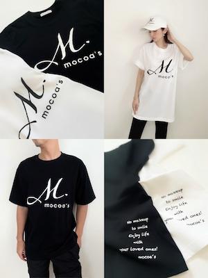 再入荷!M.mocoa's Tシャツ ¥5,300+tax