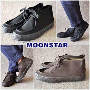 moonstar ムーンスター SLOC メンズ スニーカー チャッカブーツタイプ