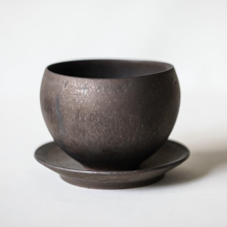 Bowl Pot(黒錆)※SMALL
