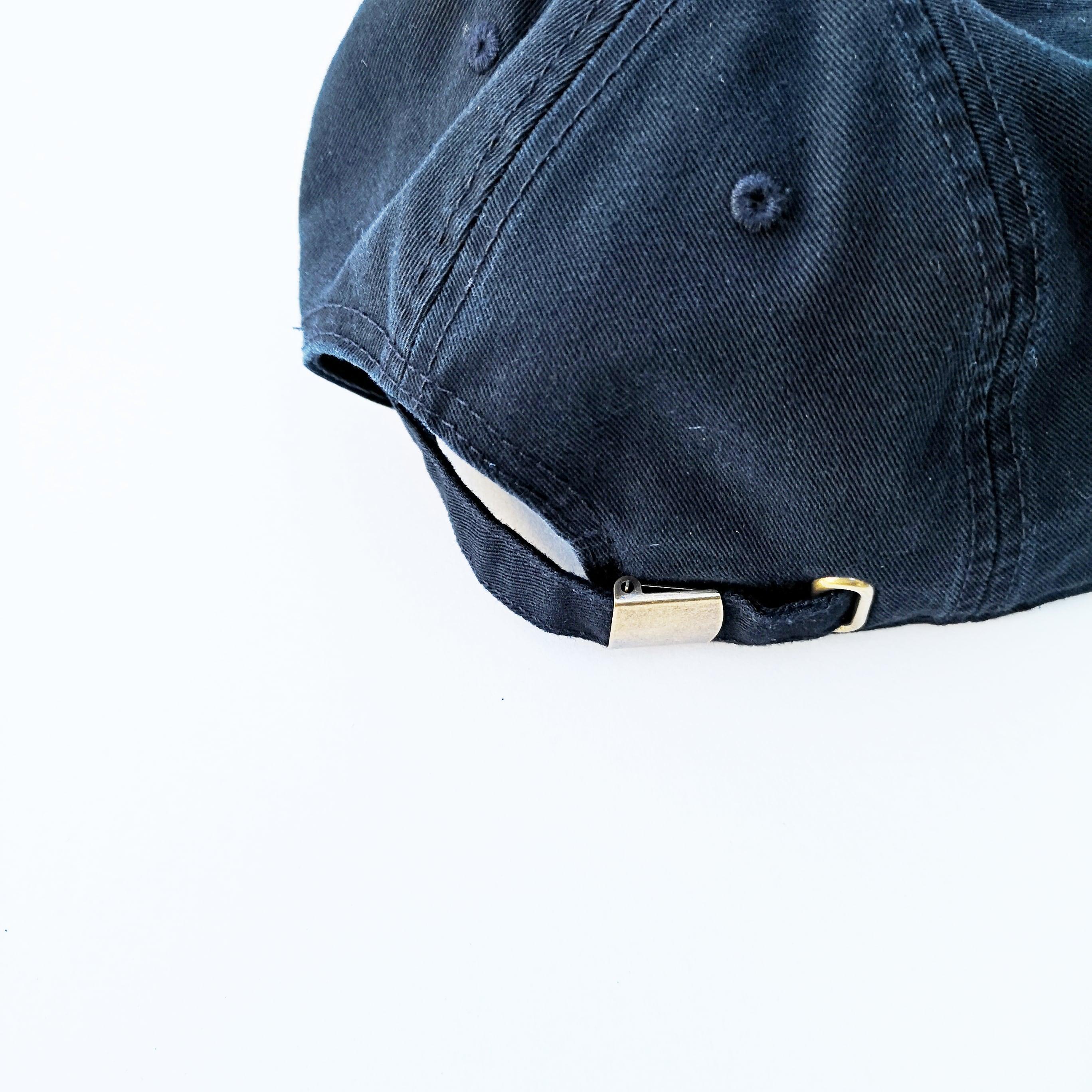DADI PARK CAP (BLK COTTON Ver.)