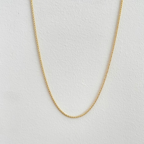 【GF1-121】20inch gold filled chain necklace