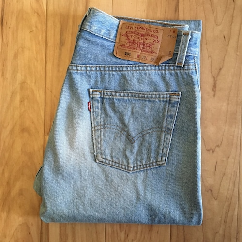 """Levi's 501  W30 inch """"MADE IN USA"""" <Used>"""