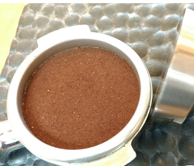 TORRタンパー●GF-TFSE 58.55mm フラット シャープエッジ Espressoタンパー