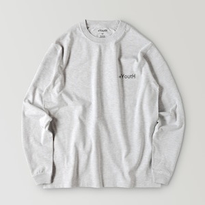 +YoutH Pastel L/S Tee YH3105