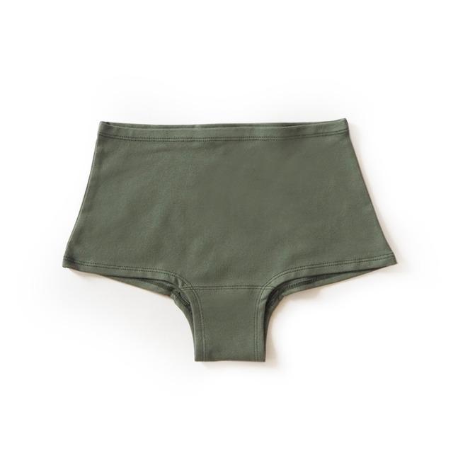 shorts (dark green)
