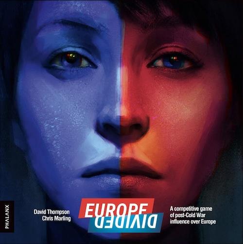 Europe Divided / ヨーロッパディバイデッド