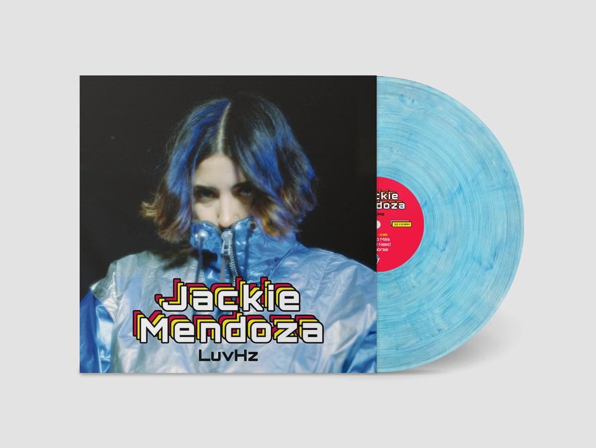 Jackie Mendoza / LuvHz(12inch EP)