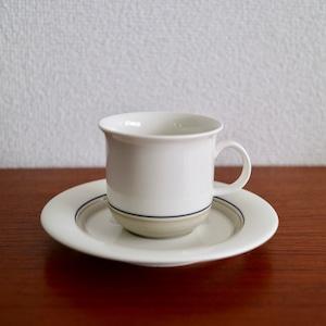 [SOLD OUT] Arabia アラビア / Seita Arctica セイタアークティカ コーヒーカップ&ソーサー