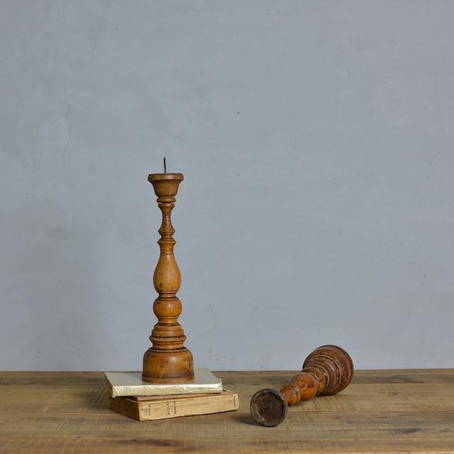 Candle Stand Set / キャンドル スタンド セット〈燭台・蝋燭・ロウソク・アンティーク・ヴィンテージ〉 111663