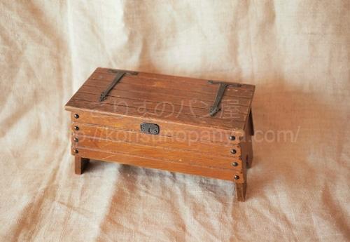 Tallent 英国 コファー型オルゴール ジュエリーボックス宝石箱 リュージュ18弁