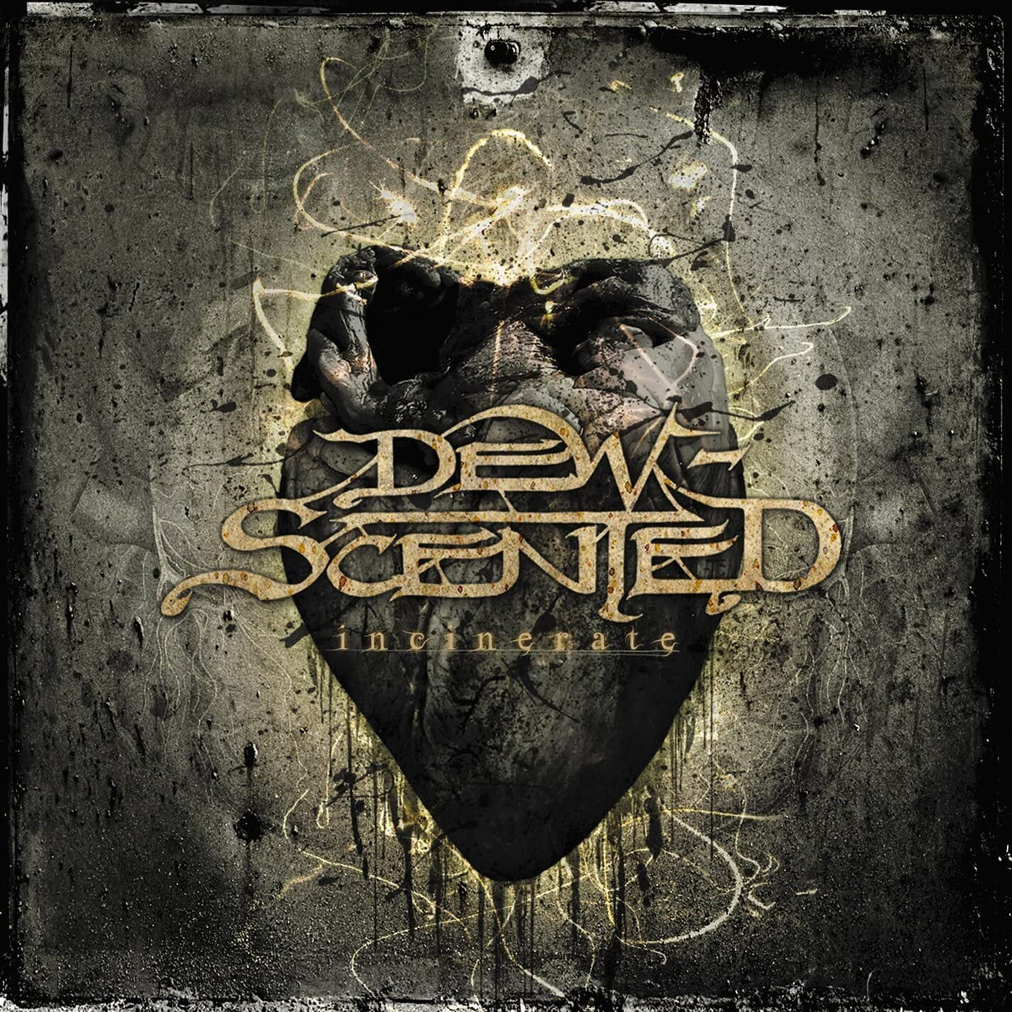 """DEW-SCENTED """"Incinerate""""  (輸入盤)"""
