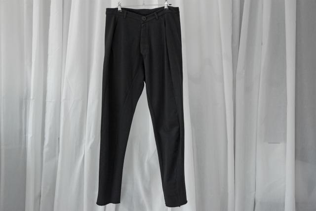 thom krom / heavy jersey pants / BLK