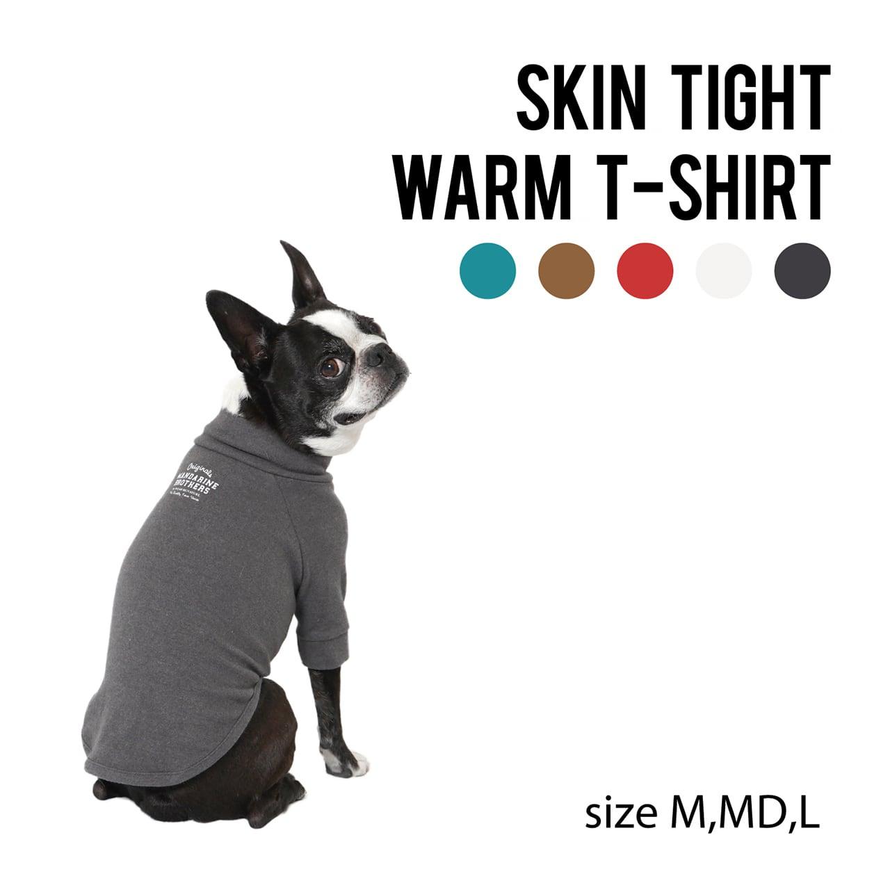 SKIN TIGHT WARM T-SHIRTS(M・MD・L)スキンタイトウォームTシャツ
