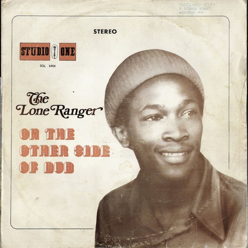 【USED/LP】The Lone Ranger - On The Other Side Of Dub